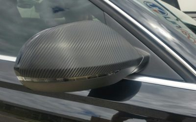 Chrome Wrap Trims